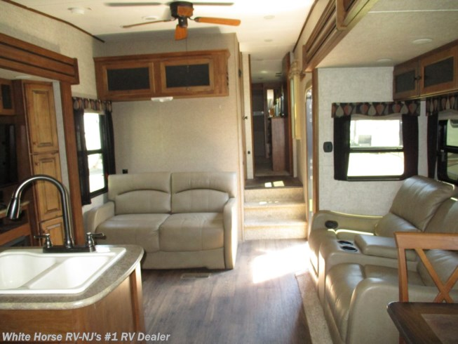 Used 2015 Keystone Sprinter 289FWMLS Triple Slide available in Williamstown, New Jersey