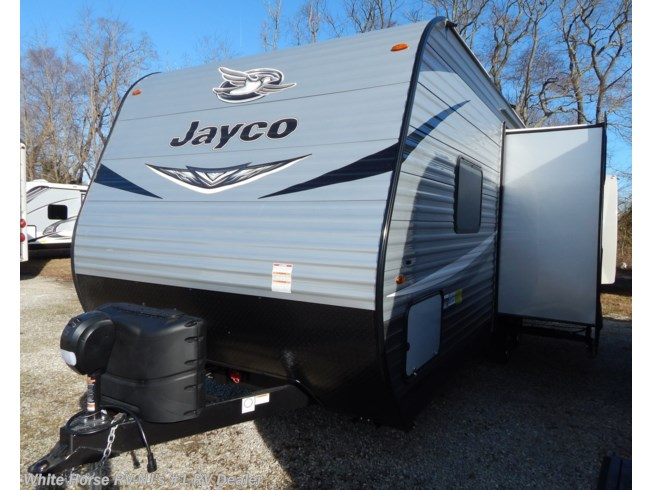New 2021 Jayco Jay Flight SLX 237RBS Rear Bath, Theater Seating Slide available in Williamstown, New Jersey