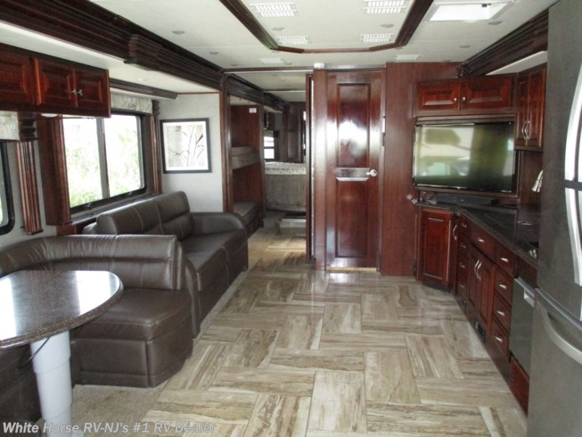 Used 2018 Fleetwood Discovery LXE Diesel 40G Full Wall Double Slide available in Williamstown, New Jersey
