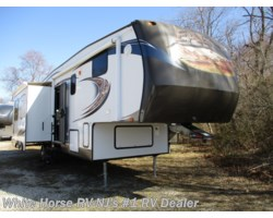 2013 Jayco Eagle 31.5 RLTS Rear Living Triple Slide