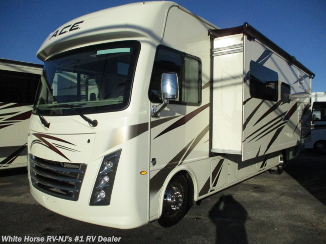 Used 2020 Thor Motor Coach A.C.E. 30.4 Sofa/Bed & Kitchen Slide, Rear Queen available in Williamstown, New Jersey