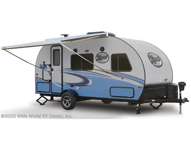 Stock Image for 2018 Forest River R-Pod RP-180 (options and colors may vary)