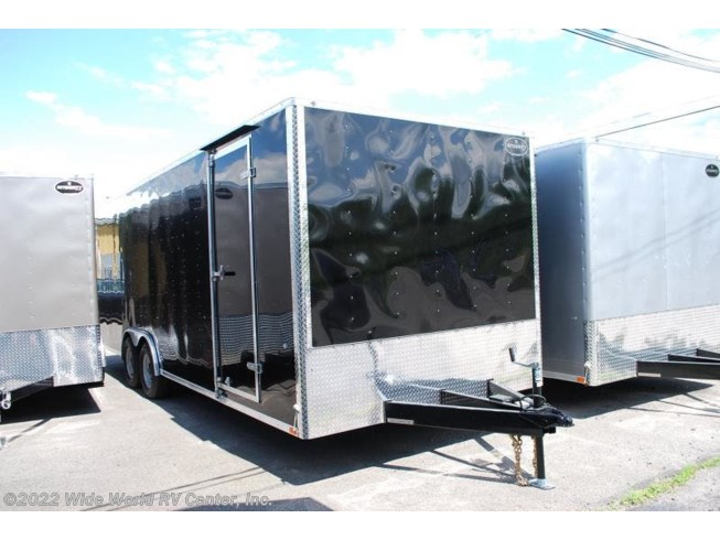2017 Integrity Trailers HL8X24 T