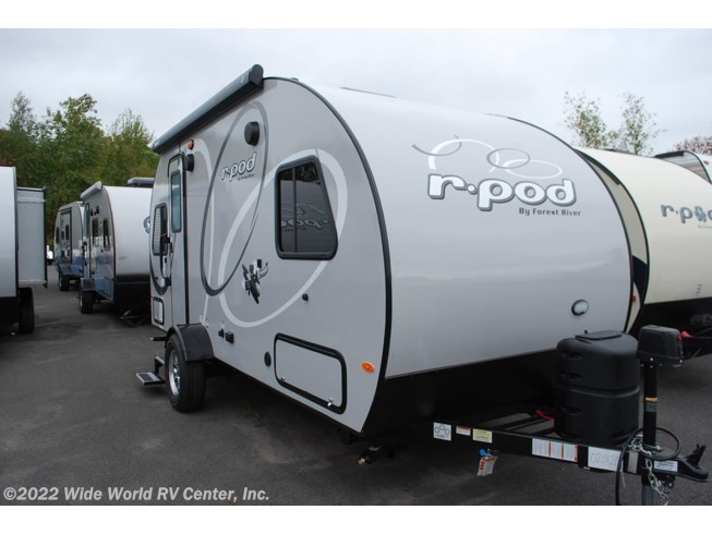 2019 Forest River R-Pod RPT-189-80