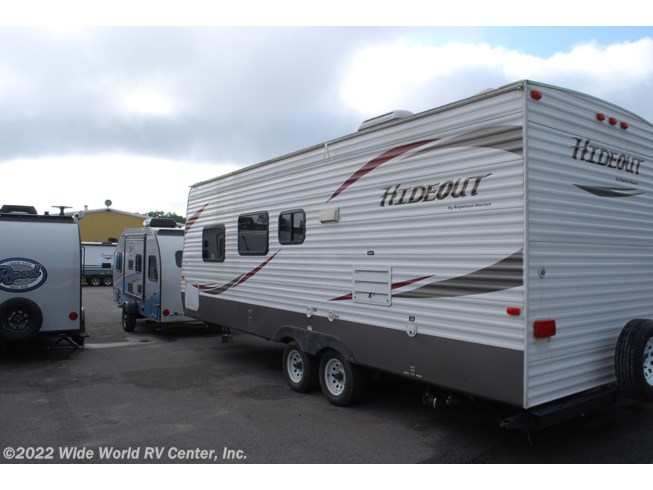 Used 2012 Keystone Hornet Hideout 23RB available in Wilkes-Barre, Pennsylvania