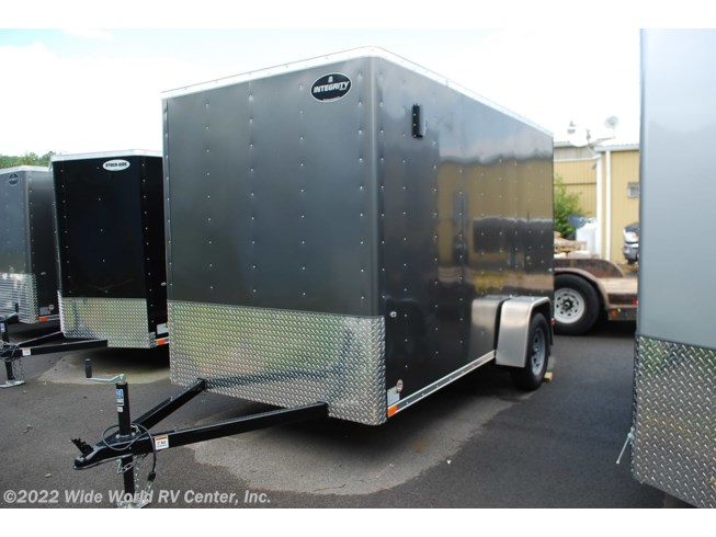 2018 Integrity Trailers HL6X12