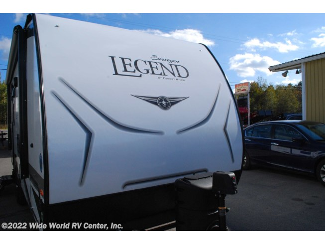 2019 Forest River Surveyor Legend 19RBLE