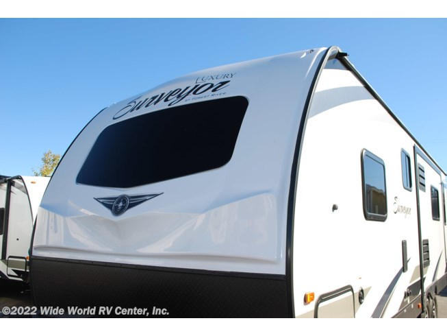 2019 Forest River Surveyor Luxury SVT271RLS