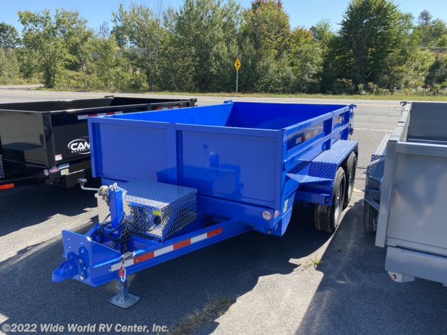 2021 5CAM610LPD 5 Ton Low Profile Dump by CAM Superline from Wide World RV Center, Inc. in Wilkes-Barre, Pennsylvania