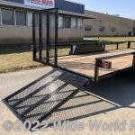 2021 UT-714 7 X 14 Tube Top Rails by Bri-Mar from Wide World RV Center, Inc. in Wilkes-Barre, Pennsylvania
