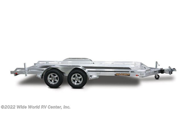 New 2021 Aluma 7818TA-BT Dual Axle Utility Trailer available in Wilkes-Barre, Pennsylvania