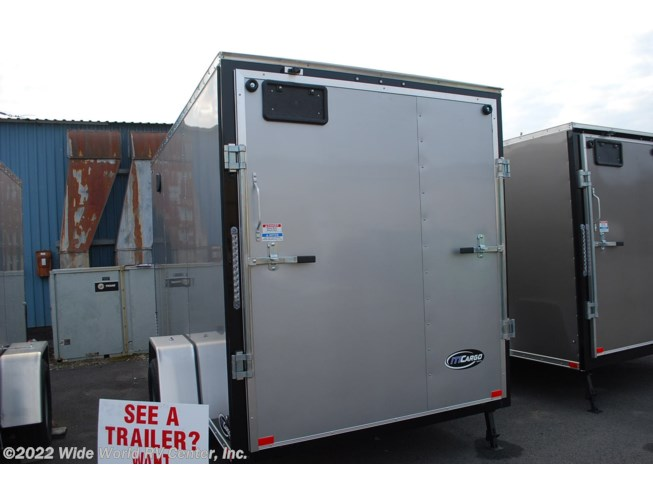 2021 Integrity Trailers WW6x12 Stock-Aide Series - New Cargo Trailer For Sale by Wide World RV Center, Inc. in Wilkes-Barre, Pennsylvania