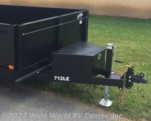 2021 DT712LPE-12 6 TON Low Profile Dump by Bri-Mar from Wide World RV Center, Inc. in Wilkes-Barre, Pennsylvania