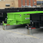 New 2021 Bri-Mar DT712LPE-12 6 TON Low Profile Dump available in Wilkes-Barre, Pennsylvania