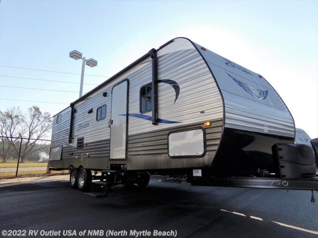 2017 Crossroads Rv Zinger Z 1 290kb For Sale In North