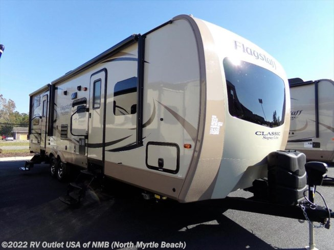 2017 Forest River Rv Flagstaff 831bhwss For Sale In North