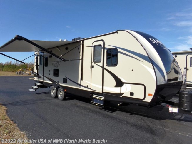 2017 Crossroads Rv Sunset Trail 271rl For Sale In North