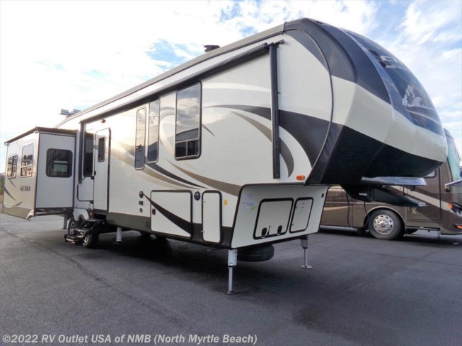 2017 Forest River Rv Sierra 371rebh For Sale In North