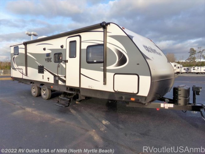 2017 Forest River Rv Vibe 287qbs For Sale In North Myrtle