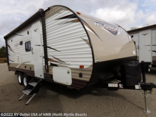 2018 Forest River Wildwood 230BHXL