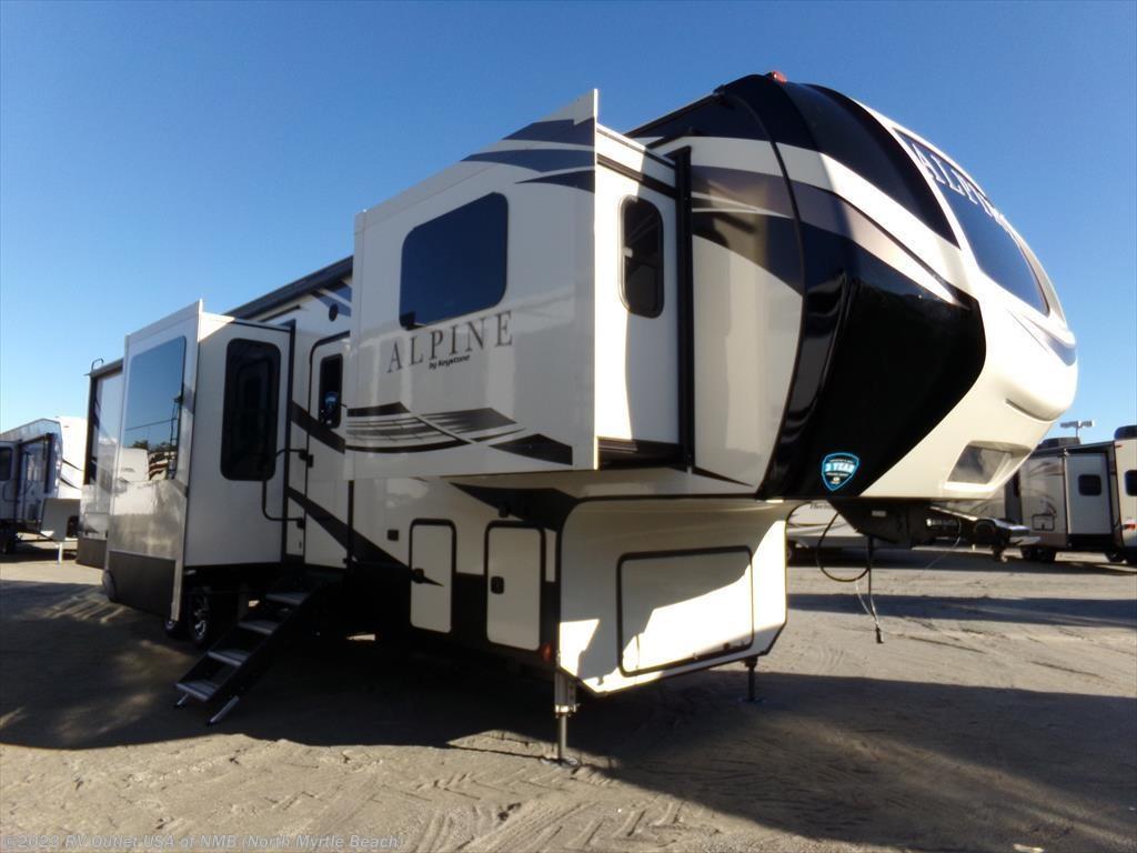 2018 Keystone RV alpine