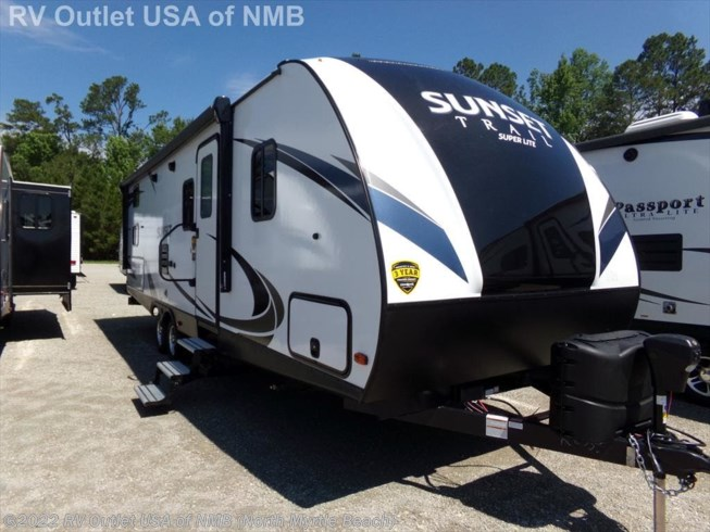 2019 CrossRoads Sunset Trail Super Lite 262BH