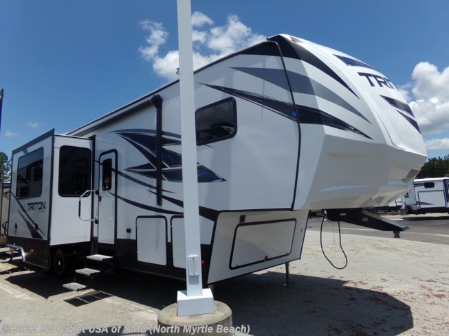 2019 Dutchmen Voltage Triton 3551