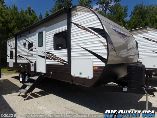 2019 Forest River Wildwood 28DBUD