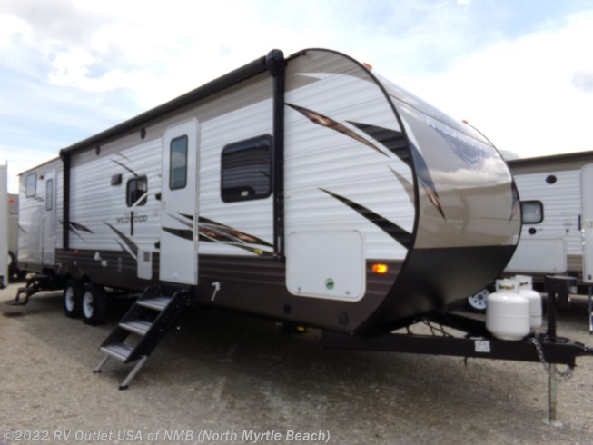 2019 Forest River Wildwood 32BHDS