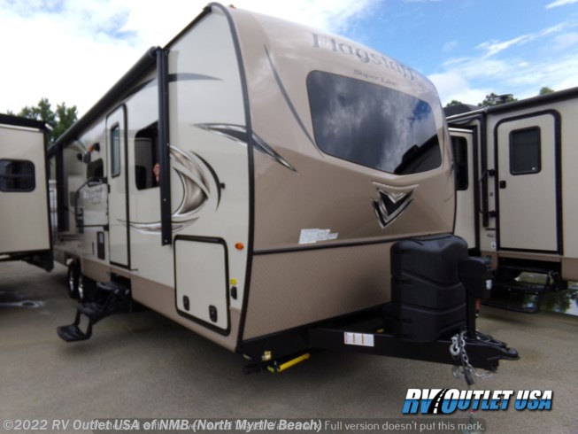 2019 Forest River Flagstaff Super Lite 29BHWS