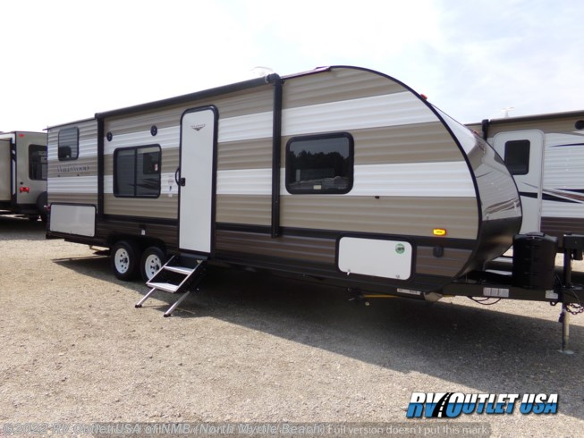 2019 Forest River Wildwood X-Lite 261BHXL