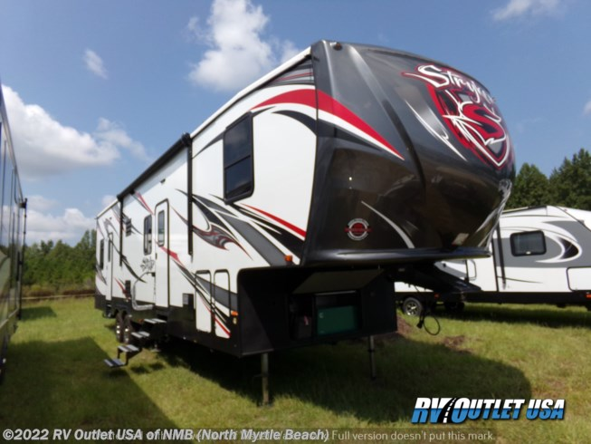 2019 Cruiser RV Stryker 3313