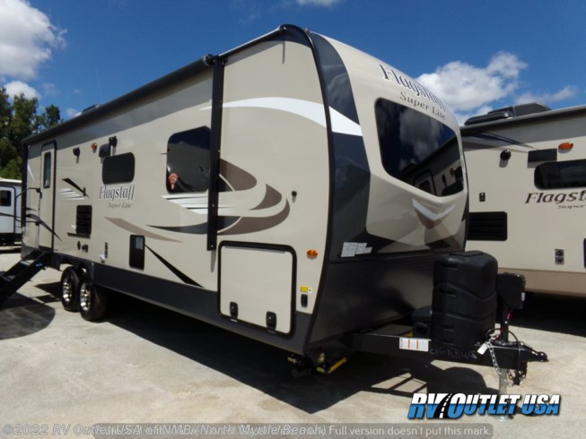 2019 Forest River Flagstaff 26RBWS Super Lite