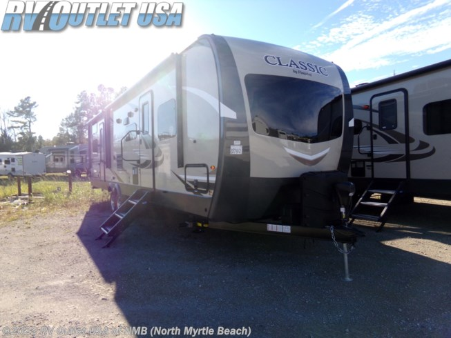 2019 Forest River Flagstaff 831BHWSS