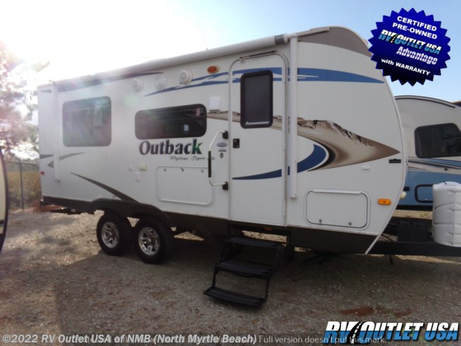 2011 Keystone Outback 210RS