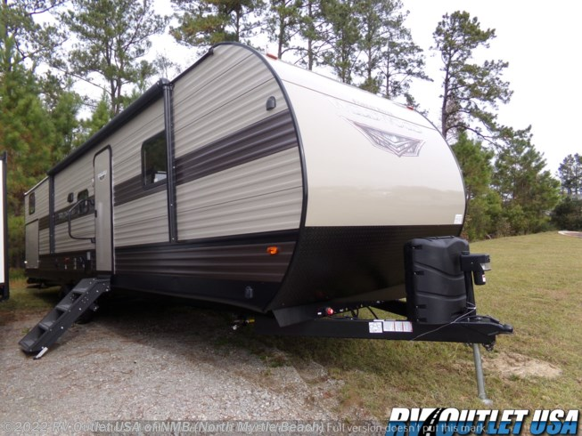 2019 Forest River Wildwood 33TS