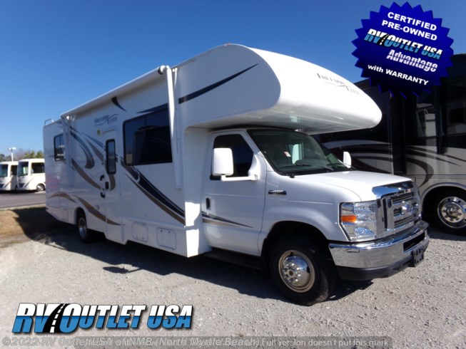 2014 Thor Motor Coach Freedom Elite 28Z