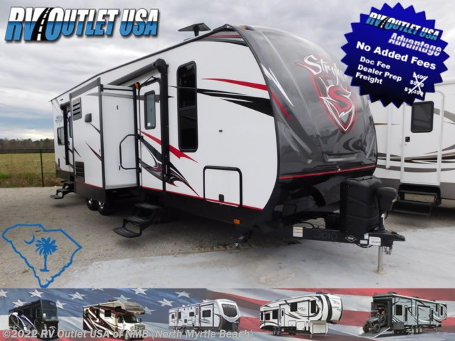 2018 Cruiser RV Stryker 3010