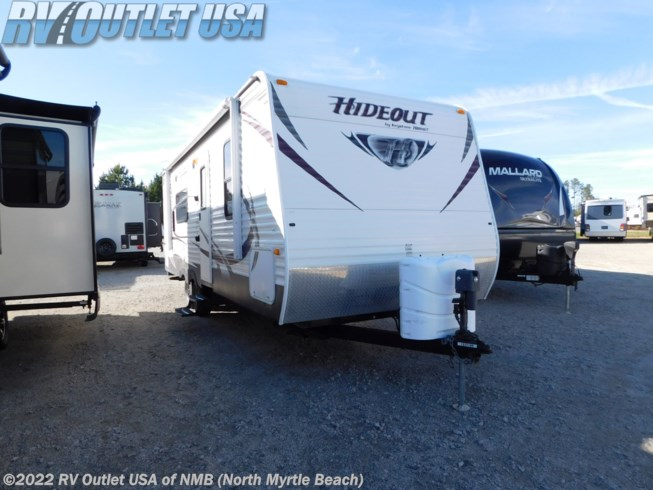 Used 2013 Keystone Hideout 23RB available in Longs, South Carolina