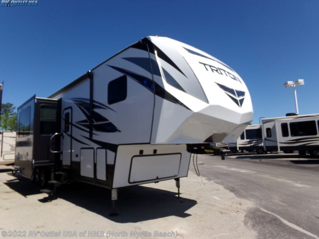 2019 Dutchmen Voltage Triton 3951