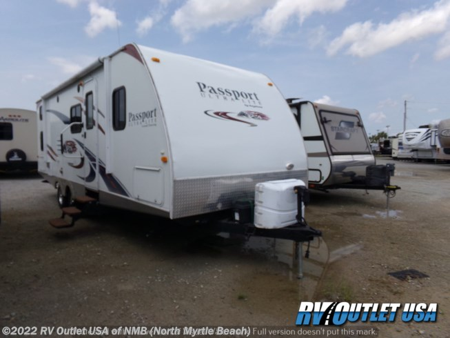 2011 Keystone Passport Ultra Lite Grand Touring 2590BH