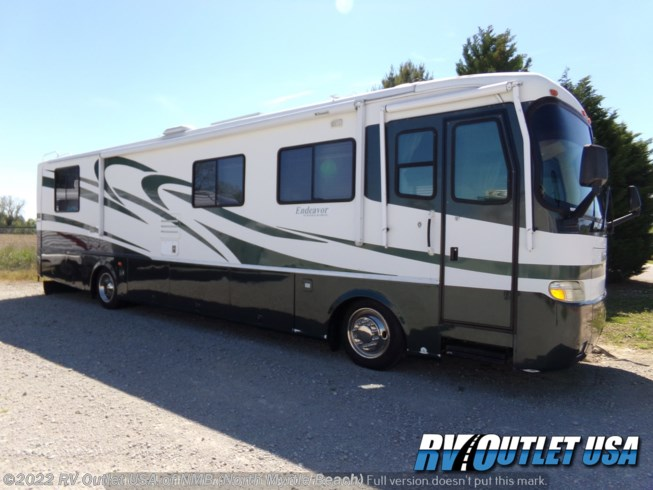 2001 Holiday Rambler Endeavor 38WDS