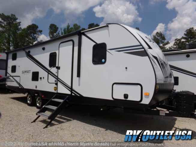 Sccs1193 2020 Crossroads Sunset Trail 262bh Travel Trailer For