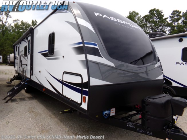 New 2020 Keystone Passport GT 3351BH available in Ringgold, Virginia