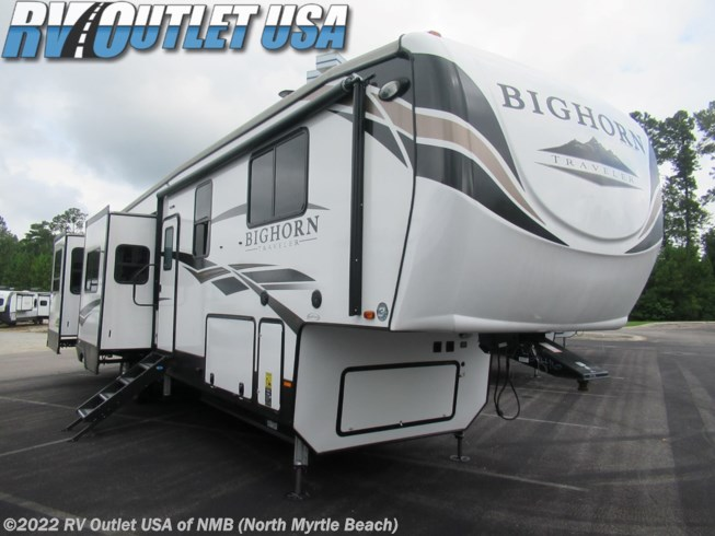 New 2020 Heartland Bighorn Traveler 39RK available in Longs, South Carolina