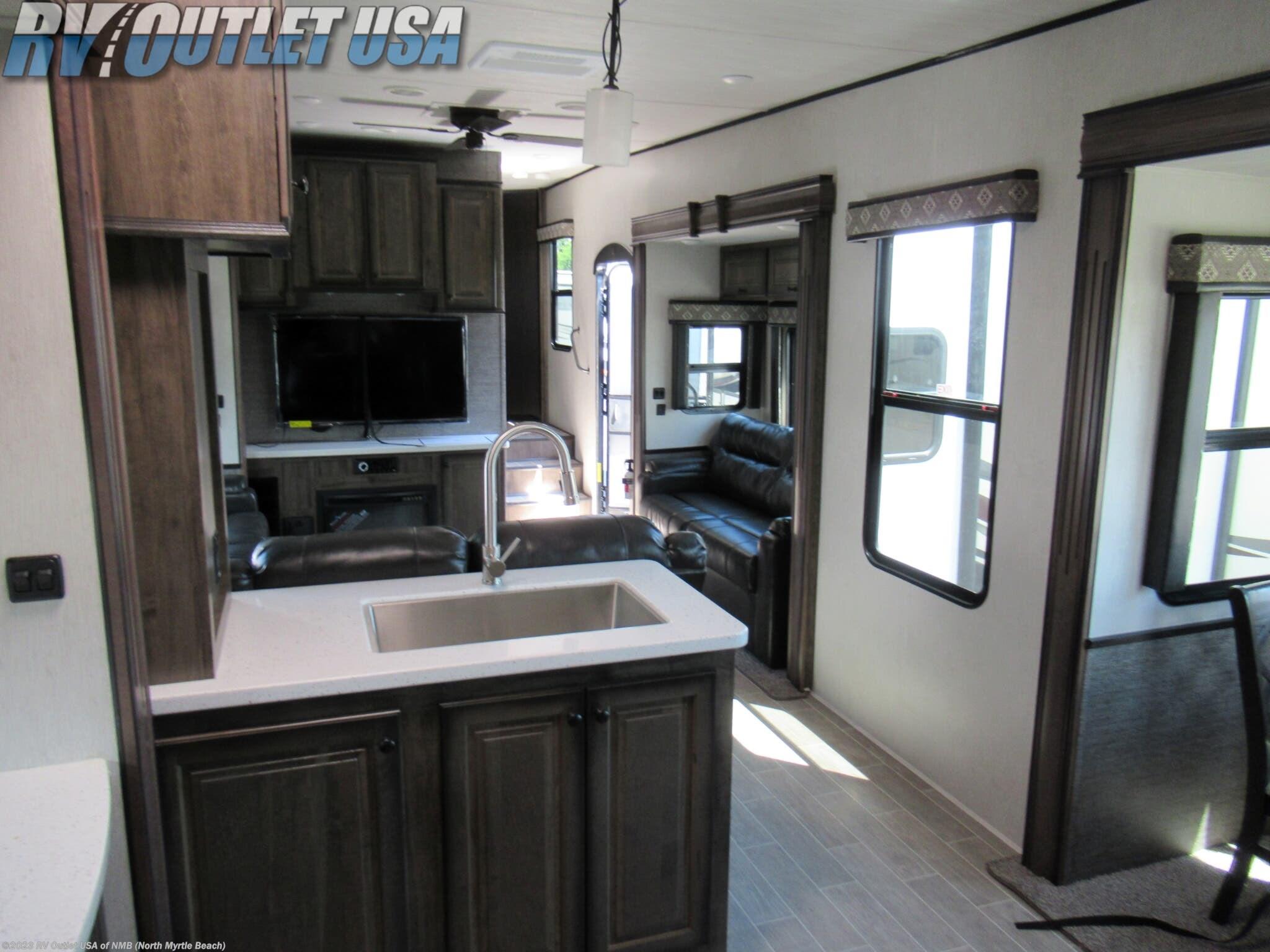 2020 Heartland Bighorn Traveler 39rk Rv For Sale In Longs