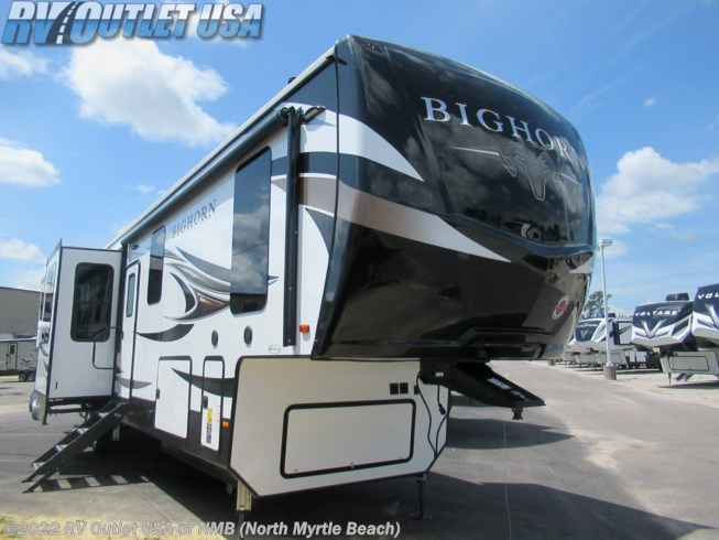 New 2020 Heartland Bighorn 3985RRD available in Longs, South Carolina