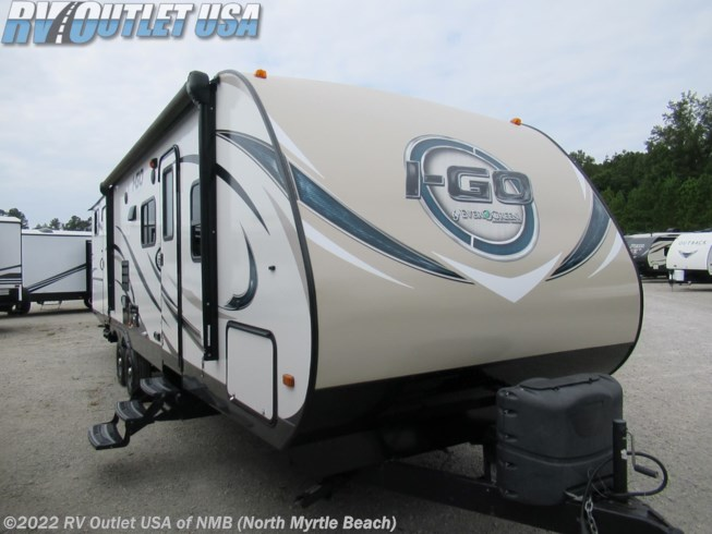 Used 2017 EverGreen RV I-GO 314BDS available in Longs, South Carolina