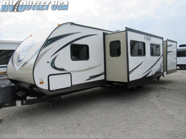 2017 I-GO 314BDS by EverGreen RV from RV Outlet USA of NMB (North Myrtle Beach) in Longs, South Carolina
