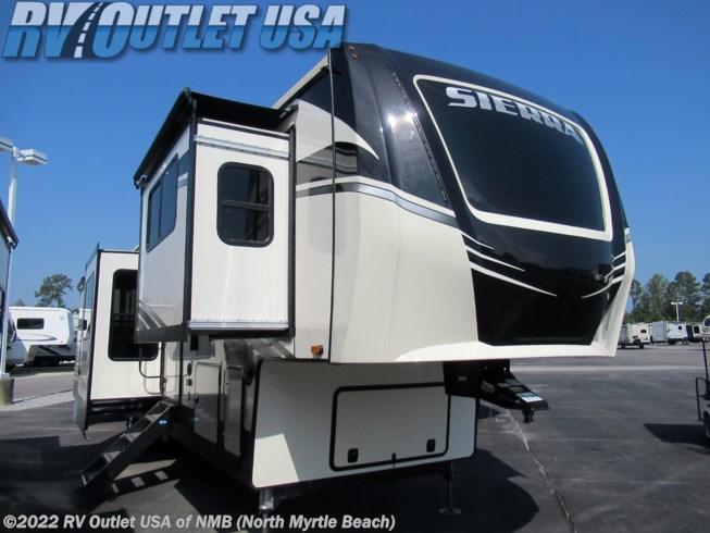 New 2020 Forest River Sierra 379FLOK available in Longs, South Carolina